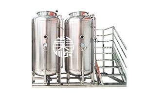 微压两连煮浆系统