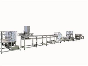 全自动豆腐皮生产线
