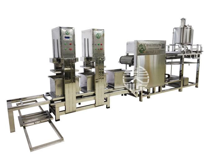 全自动千张机,豆制品创业的首要选择