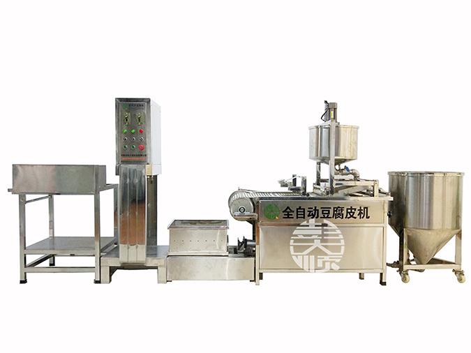 干豆腐机器在磨浆过程中需要注意的细节