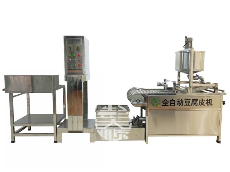 2米干豆腐生产设备