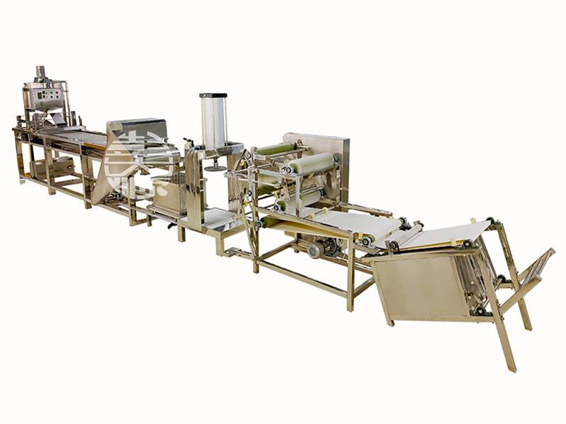 4米干豆腐生产设备