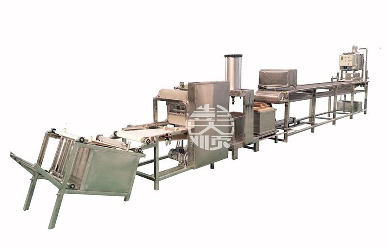 做干豆腐的机器