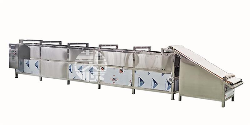 小型干豆腐生产机器-摊晾设备