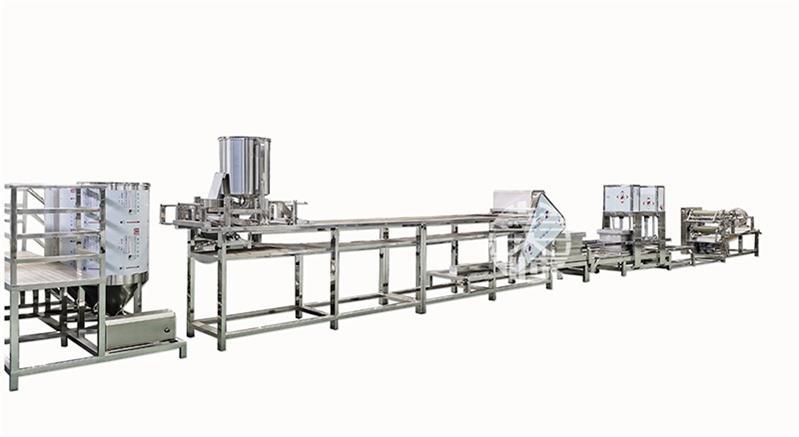 小型干豆腐生产机器